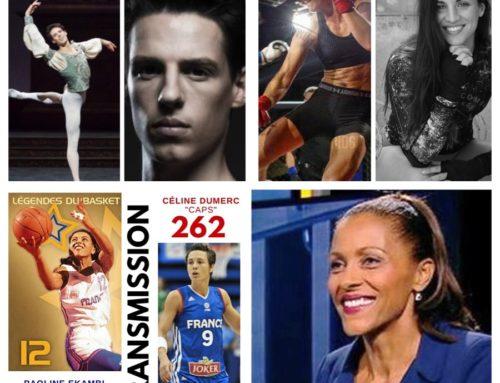 Des clefs pour réussir : retour d'expériences et échanges avec trois sportif-ves de haut niveau
