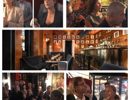 Soirée spéciale – Cocktail de rentrée du 25 septembre 2019