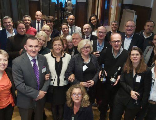 Business sans Tabou le 3 12 2019 Rencontre entre les acteurs économiques russes et français