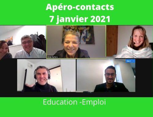 Apéro-Contacts -Réseau-Business-Entraide